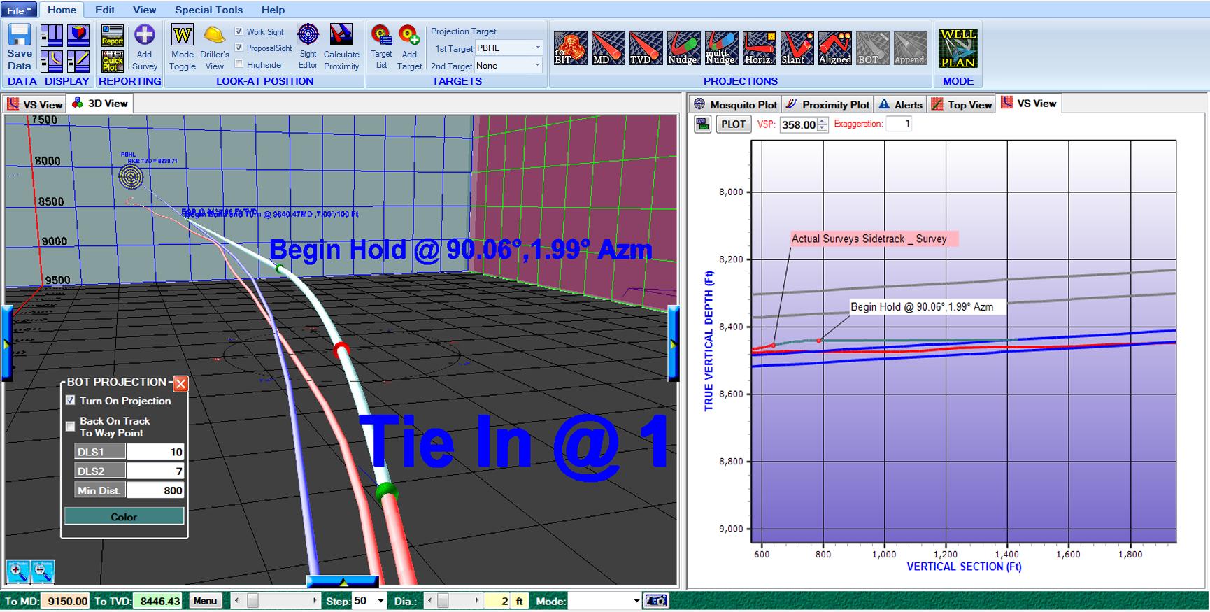 HawkEye™ Field - Performance Drilling Technology, Inc