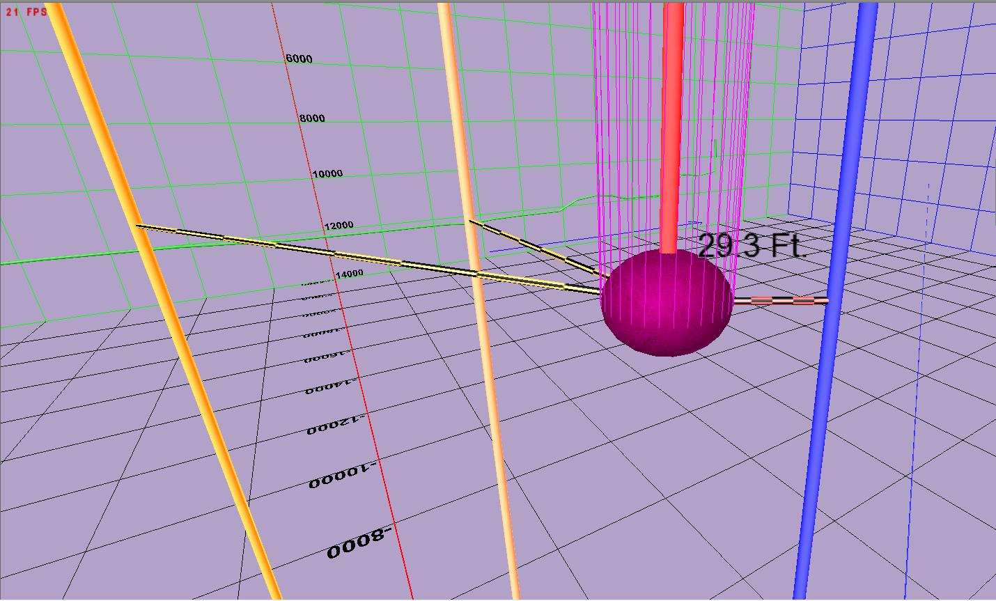 Ellipsoids of uncertainty in 3D